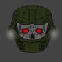 Halo Master Chief Helmet by Wildportal