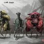 Crab People by Kiabugboy