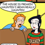 Christmas Ghosts pt5 by JohnCattle