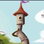 Scrap & Topheavy #12 by ProfessorClockwork