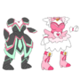 EBF5 female armor!