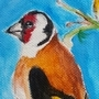 Goldfinch by HlihorAlecsandra