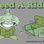 Need A Ride? by yellowbouncyball