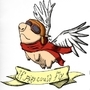 If Pigs Could Fly by knute-the-bunny