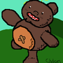 Downs Bear by Chdonga