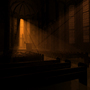 Church light by archir