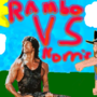 Rambo VS Chuck Norris by ScrewTheRules