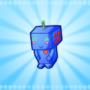 Cute lil Robot by Walkingpalmtree