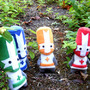 Castle Crashers Plushies by MoriChax