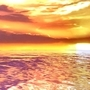 Sunset Ocean by MySecretWeapon