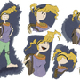 Valbe Expression Sheet 01 by CondePablo