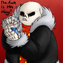 UF!Sans meets Dans by RainbowDogma