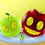 Apple pals by Lowlevelwarrior