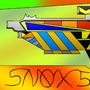 Snox5 Original Assault Rifle Art by Darencraft0