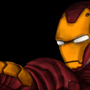 The Iron Man by upatrono