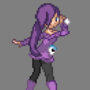 Pixel Art Zone-Tan & RebelTaxi by thief9
