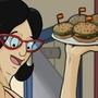 Linda 'Babe' Belcher by XavierStarr