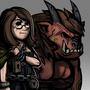 Darkest Dungeon (Master) Sprites - The Victims by henlp