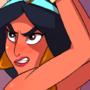 Jasmine Part 1 by LutzBay