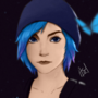 Life is Strange - Chloe animated portrait