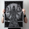 The Lord of Endings - Art print