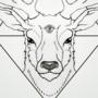 Deer by Peglay