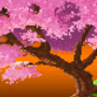 Cherry blossom tree by technotabbi