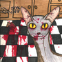 Good Cat by Slug-Salt