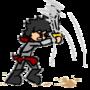 Loopy Loop of Sword Slash by Arts96