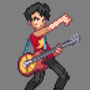 Pixel Art Natewantstobattle ,Dookieshed ,and MattPatt by thief9