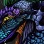 Dragon by Fevia