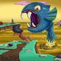 SabreToothCatFish by PeterChalmers