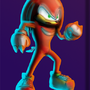How to design a character feat. Knuckles