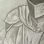 Dark Souls III Knight by unioctopegacorn