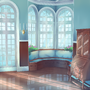 Victorian House Background by JazzFae