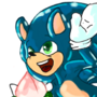Sonic by HlihorAlecsandra