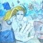 Mermaid in Coral reef by Keem16