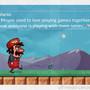 Super Mario - Off-model Cartoon by HugoTendaz