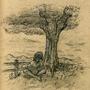 boy reading by soulkiller69
