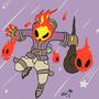 pyromancer by MegatonSlater