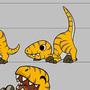 Petit Grou WIld Hunt Character sheet by Sev4