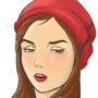 Shae portrait by JousterDouse