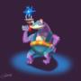 Alien Henchman thing by LightspeedFiend