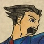 Phoenix Wright by atomical2