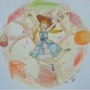 Happy Summer in Autumn by ChibiAshley