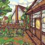 Run down shack by ThumbsDown