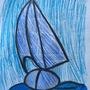 Humble Sailboat by atomical2