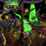 Pirates vs Alien Dinosaur Robots! by PeterChalmers