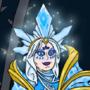 Crystal Maiden Snowdog Building Arcana