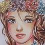 Spring Blues by JillianEvelyn